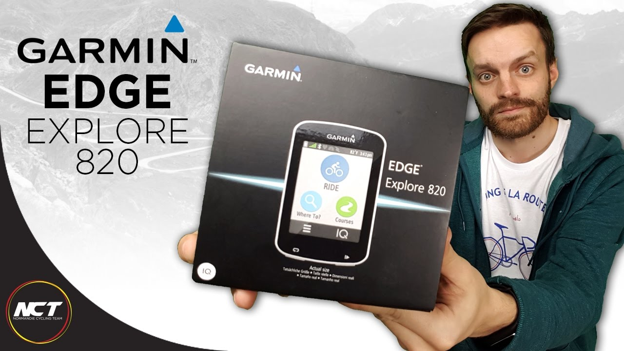 garmin edge explore