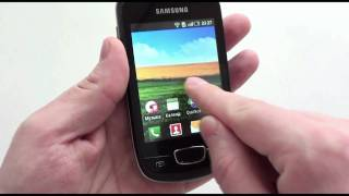 Обзор Samsung S5570 Galaxy Mini  ( s5570 )  от Video-shoper.ru