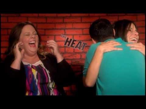 Gilbert Gottfried shocks Sandra Bullock...hilarious!