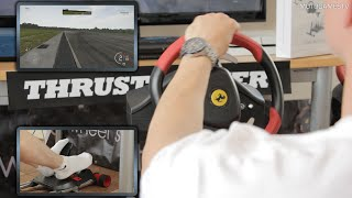 WheelStandPro with Thrustmaster Ferrari 458 Spider [Forza Motorsport 6]