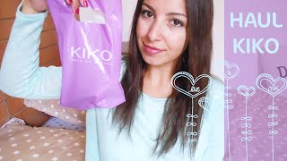 HAUL Kiko ( Collection Daring Game + Permanente ) Thumbnail