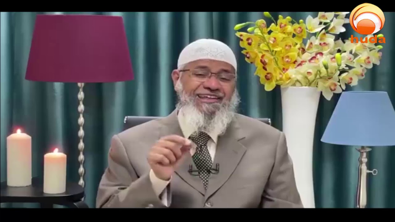 Download is it a sin to marry the second wife without telling the first wife  Dr Zakir Naik #HUDATV