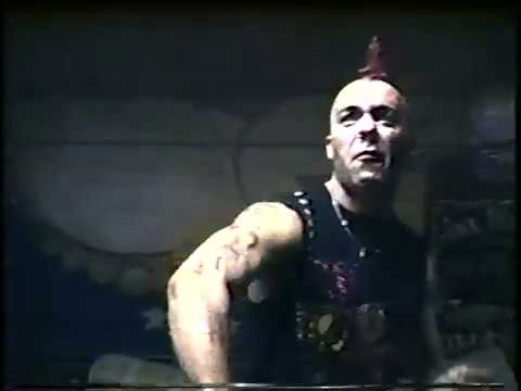 Exploited- Party and Road footage Pittsburgh PA to Boston MA 1988 Juni Bravo Archive Half Life