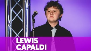 Lewis Capaldi On His #39Hellish#39 Album Title
