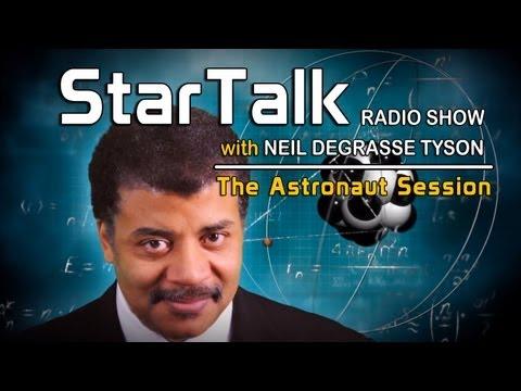 StarTalk with Neil deGrasse Tyson - KRISTEN SCHAAL & JOHN HODGMAN: Astronaut Session