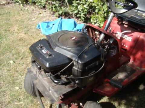 11 Hp Briggs And Stratton Wiring Diagram My Briggs Twin Ii 14hp Vertical Shaft Youtube