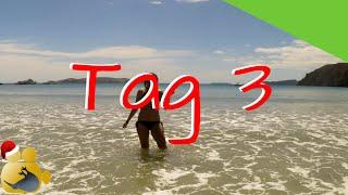Schönster Strand Und Wir Schlauchen Uns Durch :D | Tag 3 | X-Mas Holiday Trip | KiwiKäm