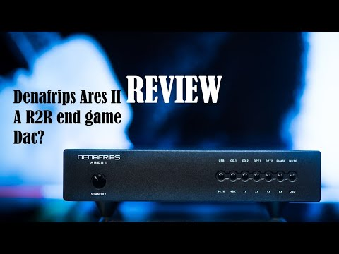 Denafrips Ares II DAC review. Amazing budget DAC? from YouTube · Duration:  14 minutes 40 seconds