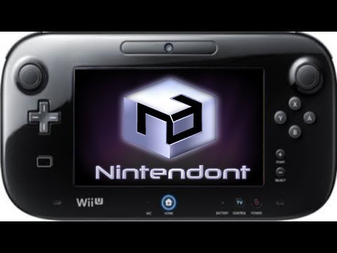 Play Gamecube Games On Your Wii U With Nintendont Forwarder