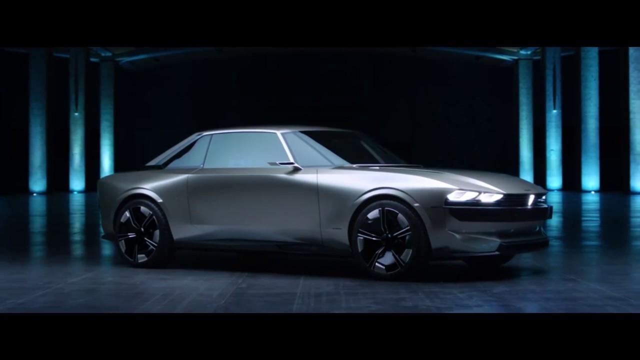 Nuevo Peugeot E Legend Concept Electrico Y Conduccion Autonoma