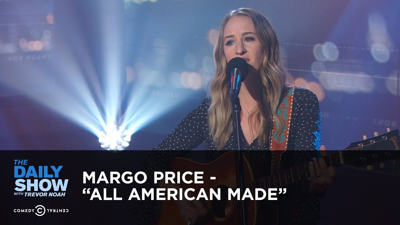 Buy margo price tickets margo price tour details margo - Exclusive Margo Price All American Made The Daily Show