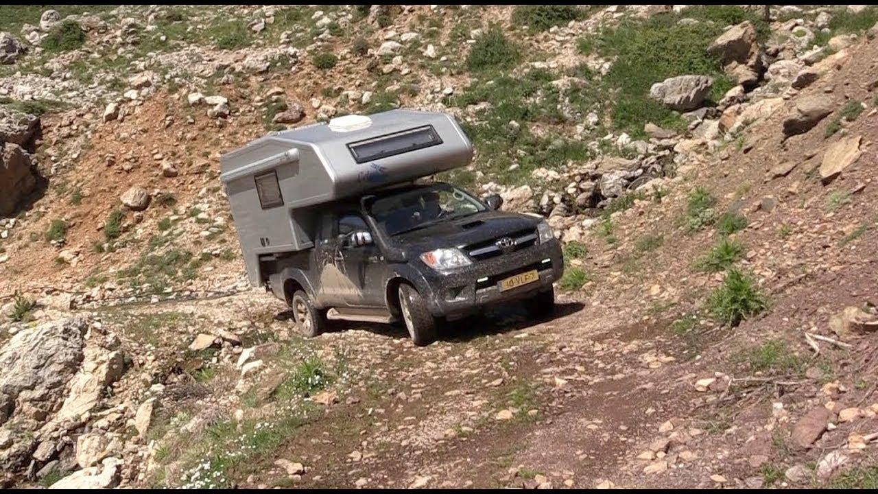 Most dangerous road 4x4 Greece Peloponnesos