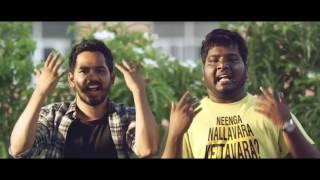 Meesaya Murukku - Sait Ji  Song HD (Promo)  Hiphop Tamizha Sundar C