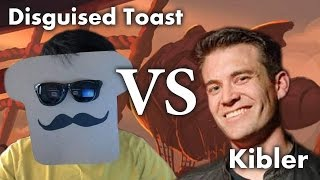 Disguised Toast VS Kibler [Meme Deck Wars] (Toast POV)