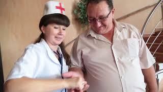 Второй день свадьбы. Доктор лечит гостей