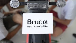 BRUC 01 electric motorbike ELISAVA / ETSEIB