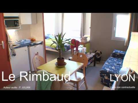 LYON 69008 Résidence étudiante Le Rimbaud