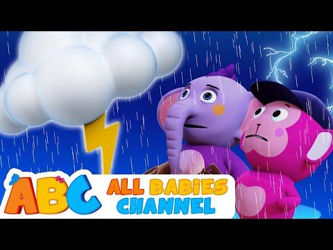 Rain Rain Go Away   Nursery Rhymes For Babies by All Babies Channel   Children Songs