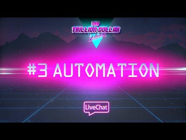 The Trillion Dollar Season Episode #3: Automation