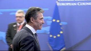 """Cameron beim Gipfel in Brüssel: """"Die EU braucht keine Armeen"""""""