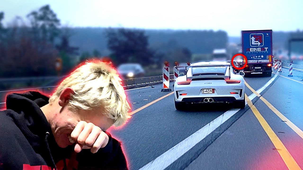 1st-day-with-my-new-porsche-and-this-happens-autobahn-gone-wrong