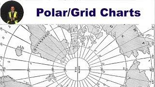 Polar and Grid Charts ✈ ATPL ✈