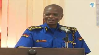LIVE: Police IG Boinnet unveils new Regional Police Commanders