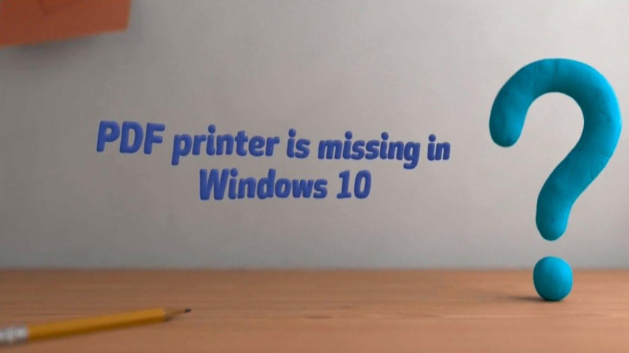Error 126 install printer driver failed – cutepdf ( fix.