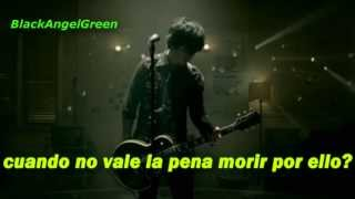 Green Day- 21 Guns- (Subtitulada en Español)