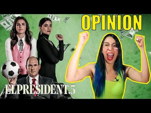 ⚽EL PRESIDENTE 💸  la serie sobre el escándalo de corrupción en la FIFAGate ¿Por qué verla?