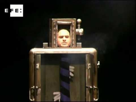 El mago Jorge Blass vuelve a los escenarios madrileños con