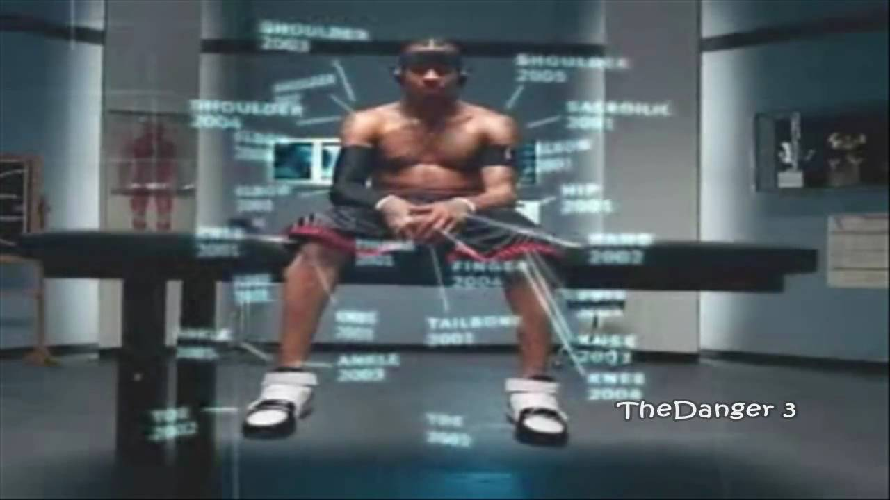 Allen Iverson Reebok Commercial - YouTube