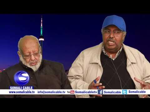 Todobaadka iyo Toronto Falan qayn Shirkii 3aad ee Somalia London 2017
