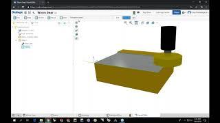 CNC Machining of Onshape Models using VisualCAMc | Webinar (October 5, 2018)