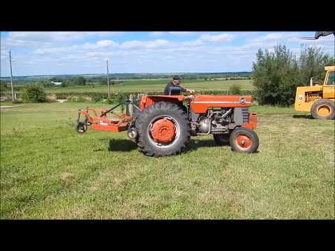 1968 Massey-Ferguson 165 Multi-power tractor for sale | sold at auction August 13, 2014