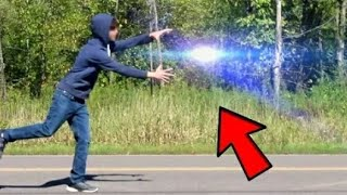 Real People With Super Powers Caught Live On Camera