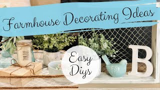 ✨DIY FARMHOUSE DECOR | FARMHOUSE DECORATING IDEAS | FARMHOUSE DECOR | FARMHOUSE DECOR DIY✨