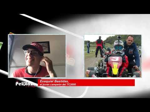 Bastidas, campeón del TC2000 y una vida sobre ruedas