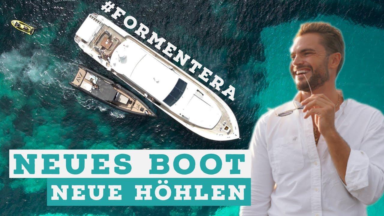FORMENTERA - Neues Boot NEUE HÖHLEN