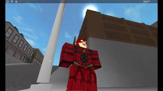 :Roblox The Flash: Justice League :Trailer