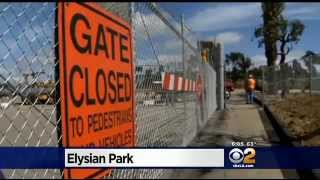 Reopening Of Old Gate At Dodgers Stadium Brings Back Old Fears