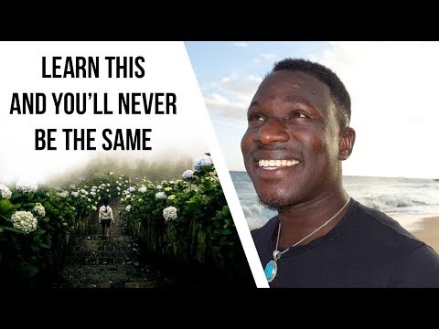 Learn This, and You'll Never Be The Same! (Powerful!)