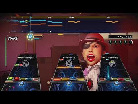Dude (Looks Like A Lady) by Aerosmith Full Band FC #2442
