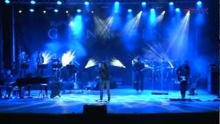 Genesis Classic: Ray Wilson & the Berlin Symphony Ensemble - Congo (Koszalin 7.09.2012)