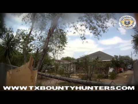Texas Bounty Hunters - South Texas Capture MN Fugitive