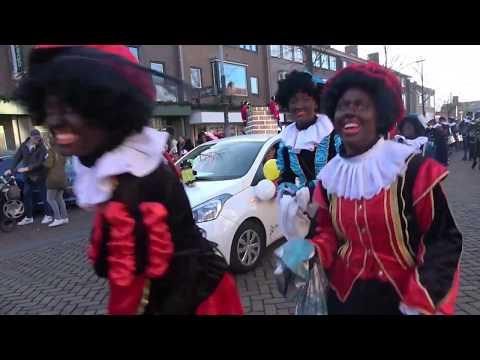 Intocht Sinterklaas IJmuiden 2018 Kennemerplein