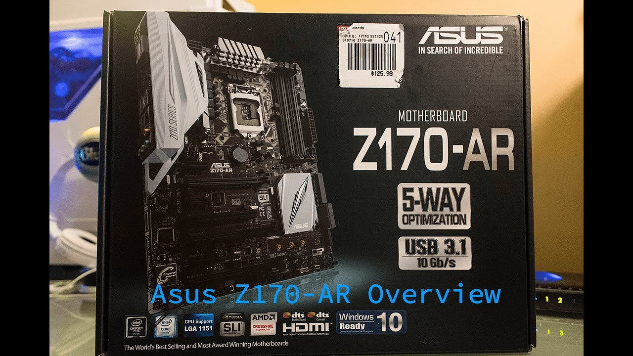 DRIVERS FOR ASUS Z170-AR RST