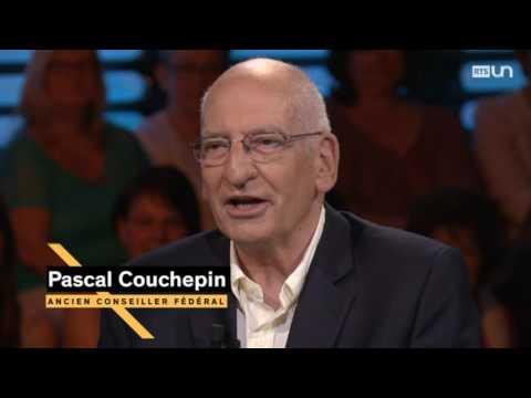 26' (ém.48 - 5/6) - L'entretien de la rédaction : Pascal Couchepin