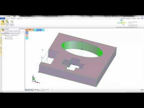 Edgecam 2016 R1 | Huzalszikra megmunkálási szimuláció