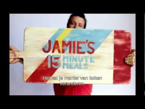jamie 39 s 15 minute meals youtube. Black Bedroom Furniture Sets. Home Design Ideas